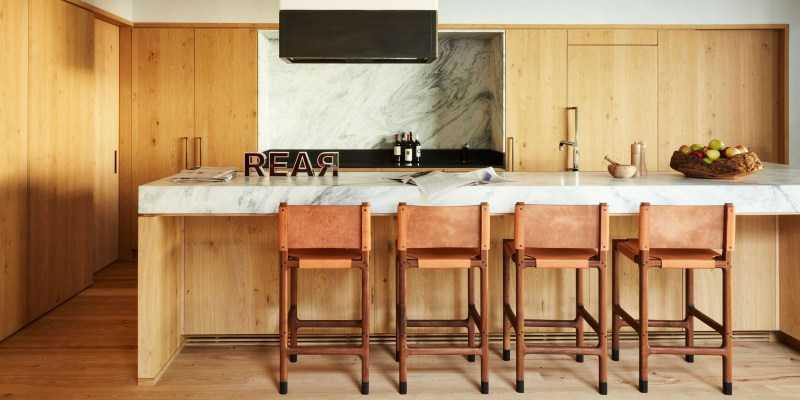 Современный дизайн кухни: 75 стильных идей оформления интерьера