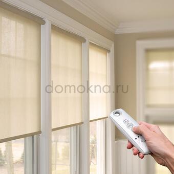 электрические жалюзи на окна
