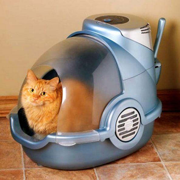 туалет лоток для кошек