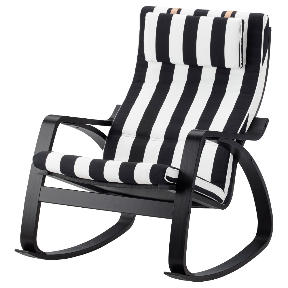 Кресло-качалка икеа: недорогое удовольствие и необычный предмет интерьера