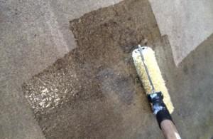 Чем обработать бетонную дорожку от разрушения?