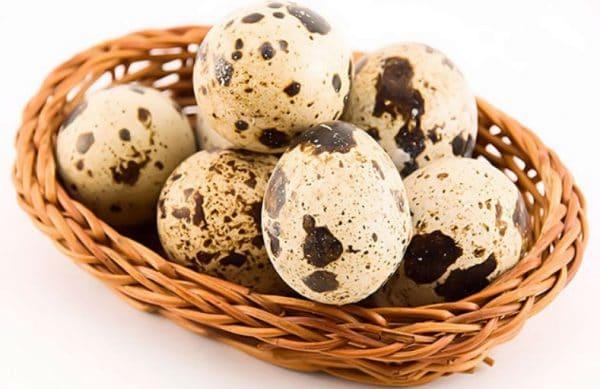 чем полезно перепелиное яйцо