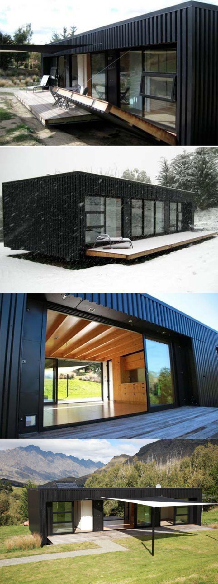 Строительство дома из контейнера своими руками: преимущества, планировка и этапы возведения