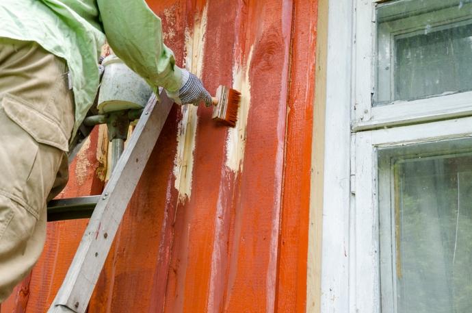герметик для деревянных домов