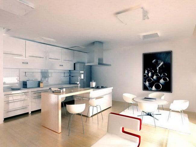бар на кухне