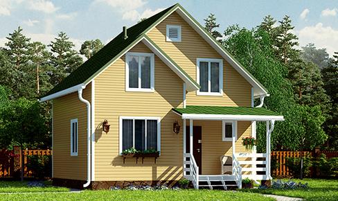 Деревянный дом - особенности постройки деревянного дома, основные этапы. советы умельцев и профессионалов. декорирование здания