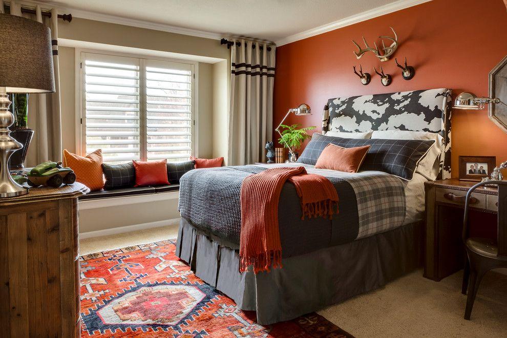 Дизайн спальни 13 кв. м