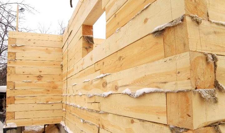 размеры брусков деревянных