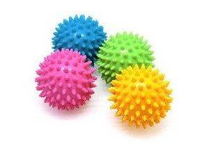 Шарики для стирки пуховиков и мячики для стиральной машины - как стирать правильно