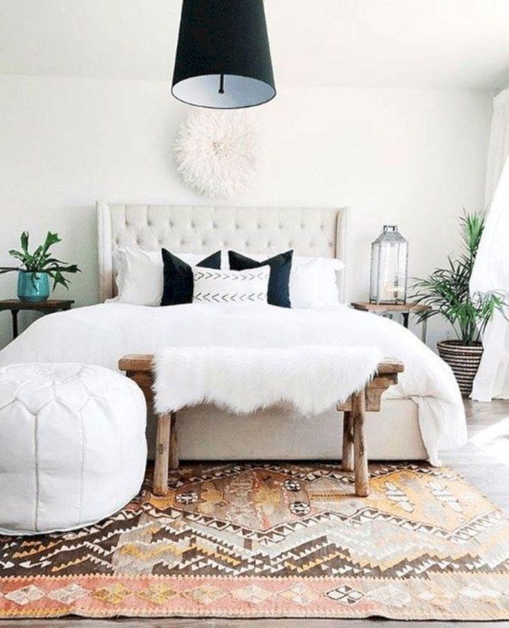 Прикроватный коврик для спальни: правила выбор + фото дизайна