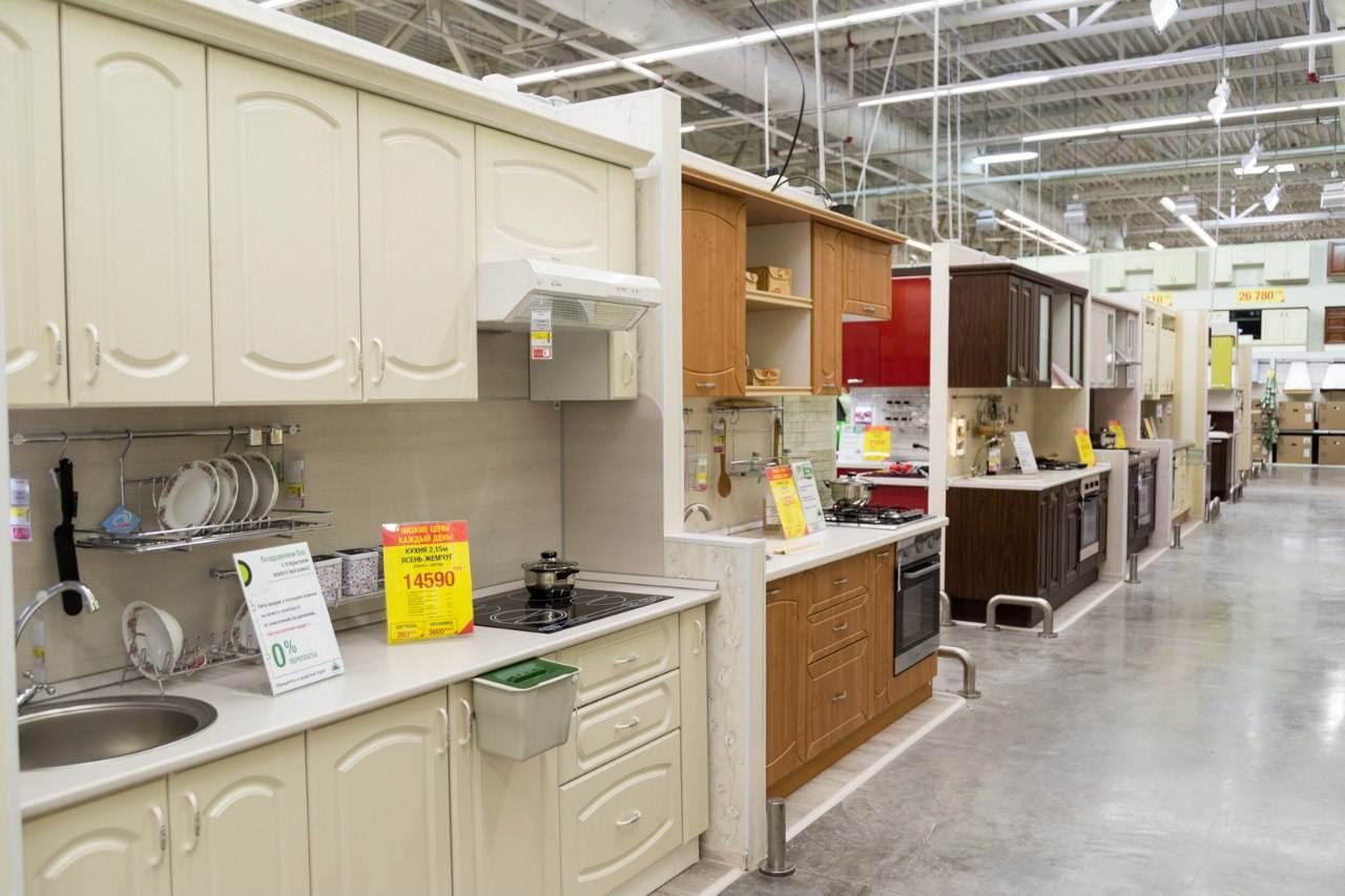 Каталог кухонь леруа мерлен: 47 реальных фото в квартирах и салонах.
