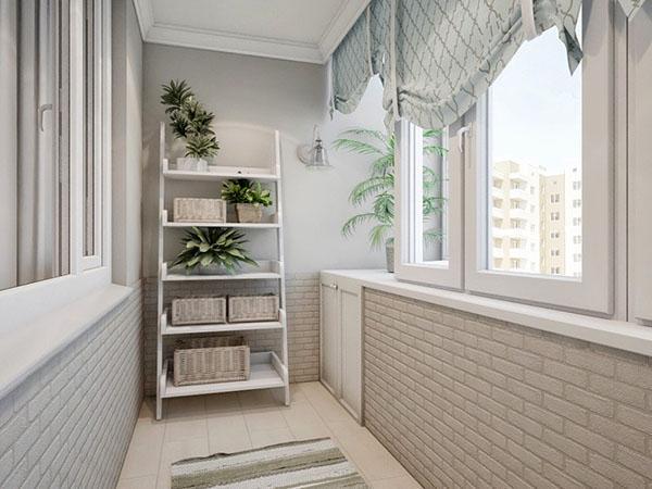 Шкаф на лоджию (балкон)