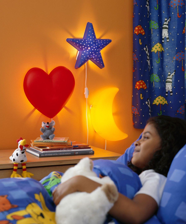 Ночные светильники в спальню — для детей и не только. правила и ошибки выбора.