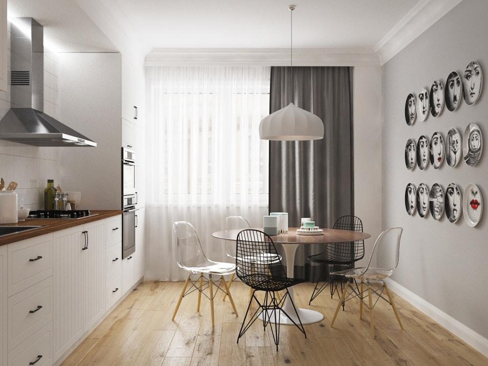 Скандинавский стиль в интерьере загородного дома +100 фото дизайна
