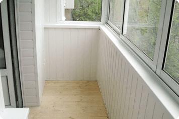 Как обшить балкон мдф панелями?