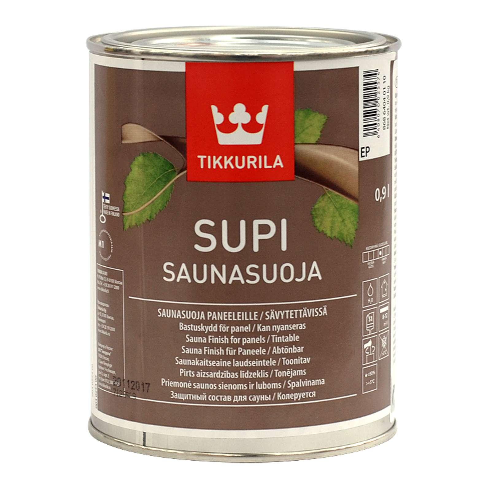 супи сауна