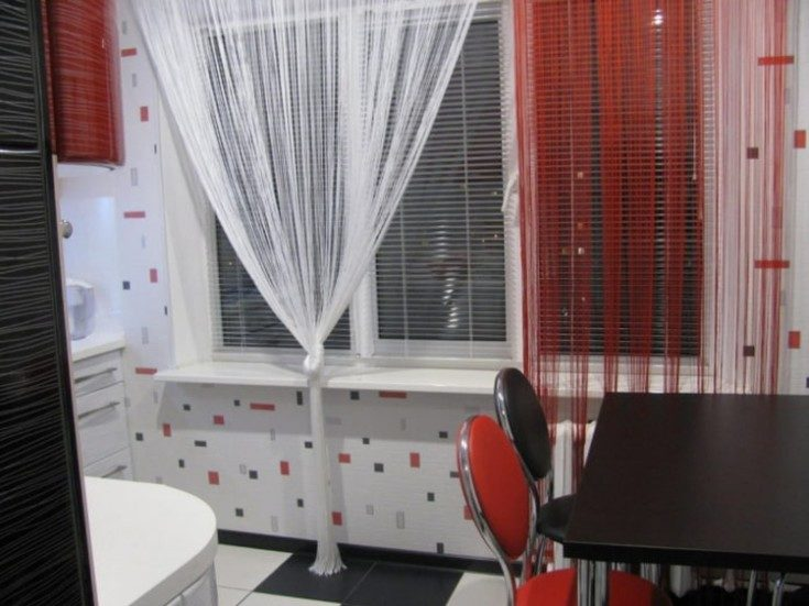 Тюль и шторы для зала: разновидности, советы по выбору, примеры