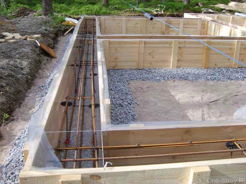 Сколько стоит фундамент из монолитной плиты 12х12: цена строительства под ключ, что влияет на стоимость и что в нее входит