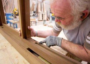 Все об изготовлении деревянных окон своими руками