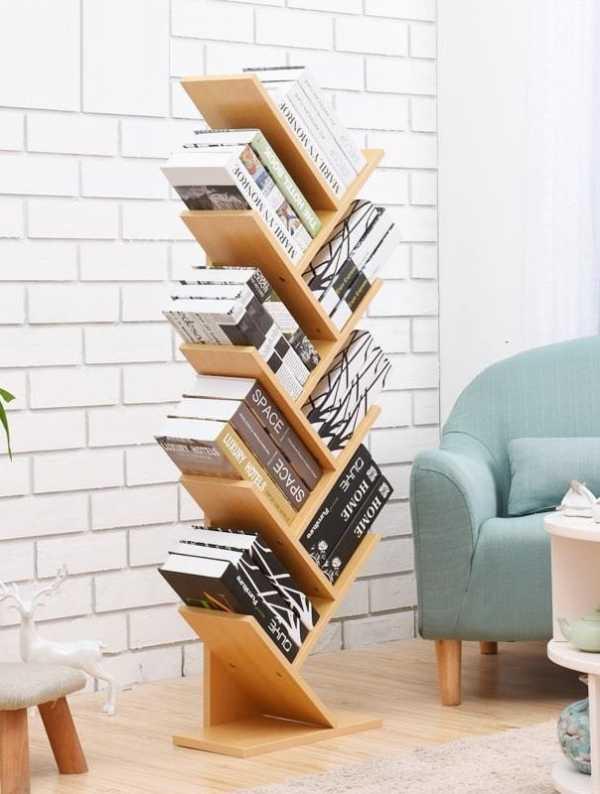 Полки на стену: как сделать своими руками навесные деревянные полки