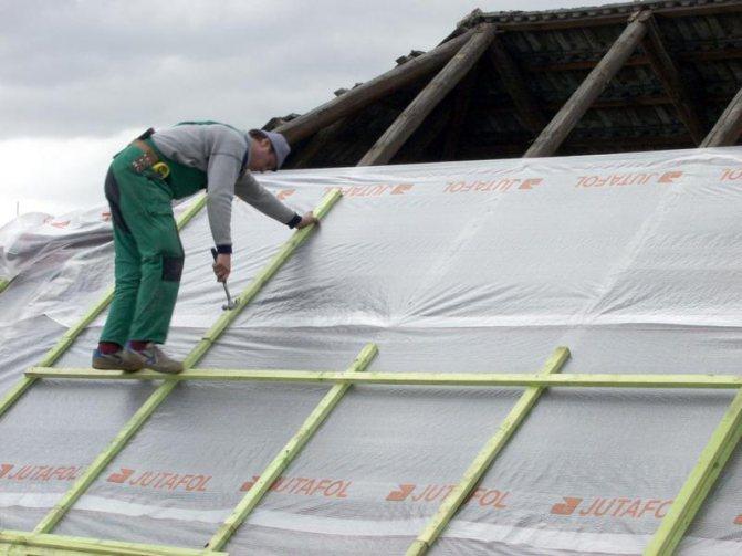Ветрозащитная пленка для стен. зачем нужна и как монтировть?