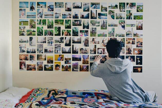 Оригинальные, стильные и роскошные: рамки для фотографий на стену