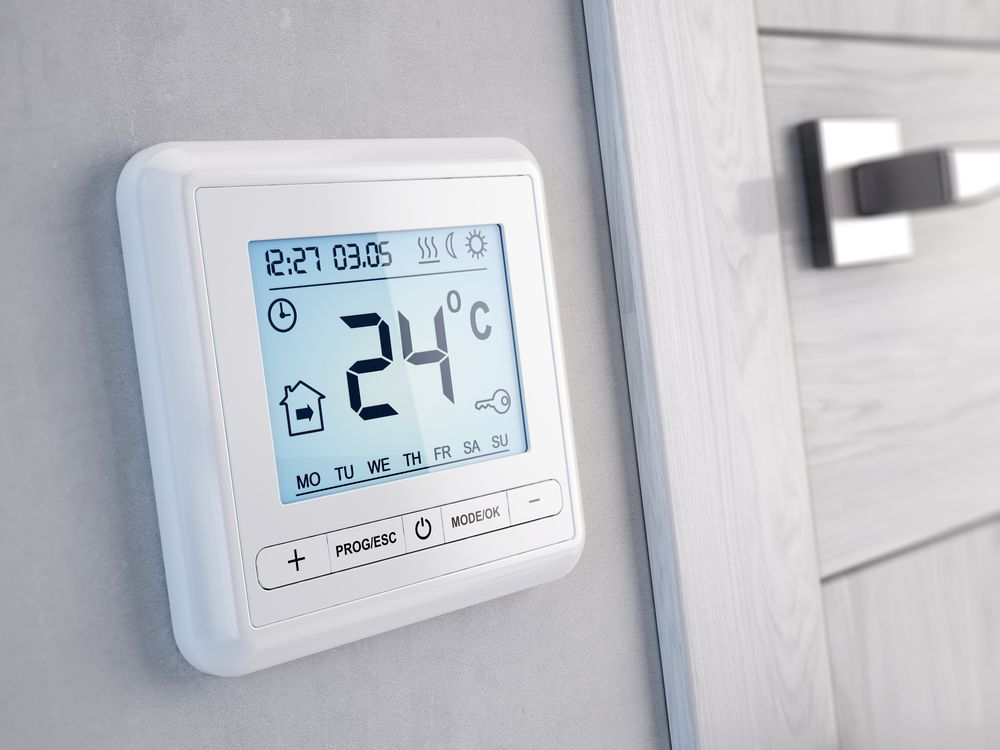wifi термостат для газового котла