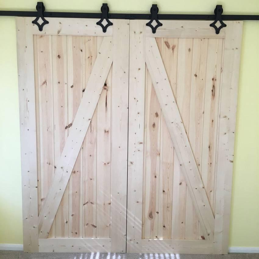 ☝️ раздвижные или сдвижные межкомнатные двери: конструктивные особенности и порядок монтажа различных видов