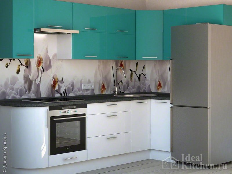 Угловые кухни: топ-115 фото идеального интерьера с угловой кухней