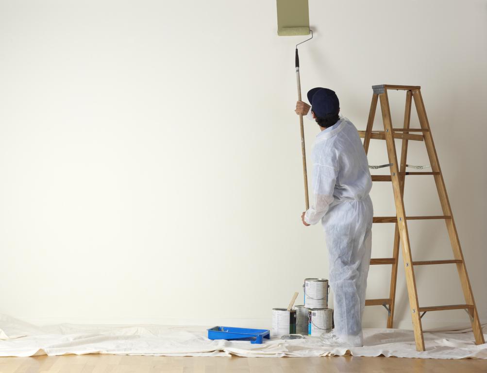 как подготовить стены под покраску своими руками