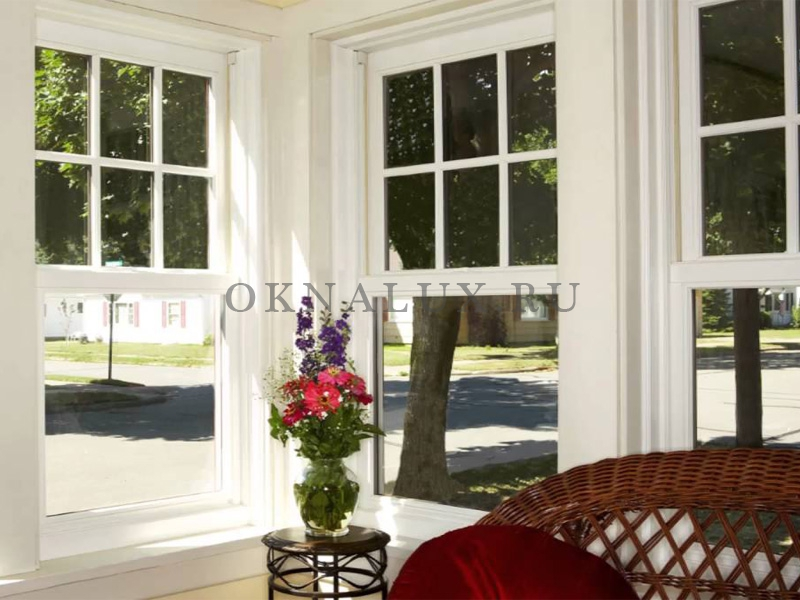 окна слайдеры вертикальные