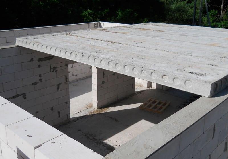 Плиты перекрытия: серия, размеры, длина, конструкция