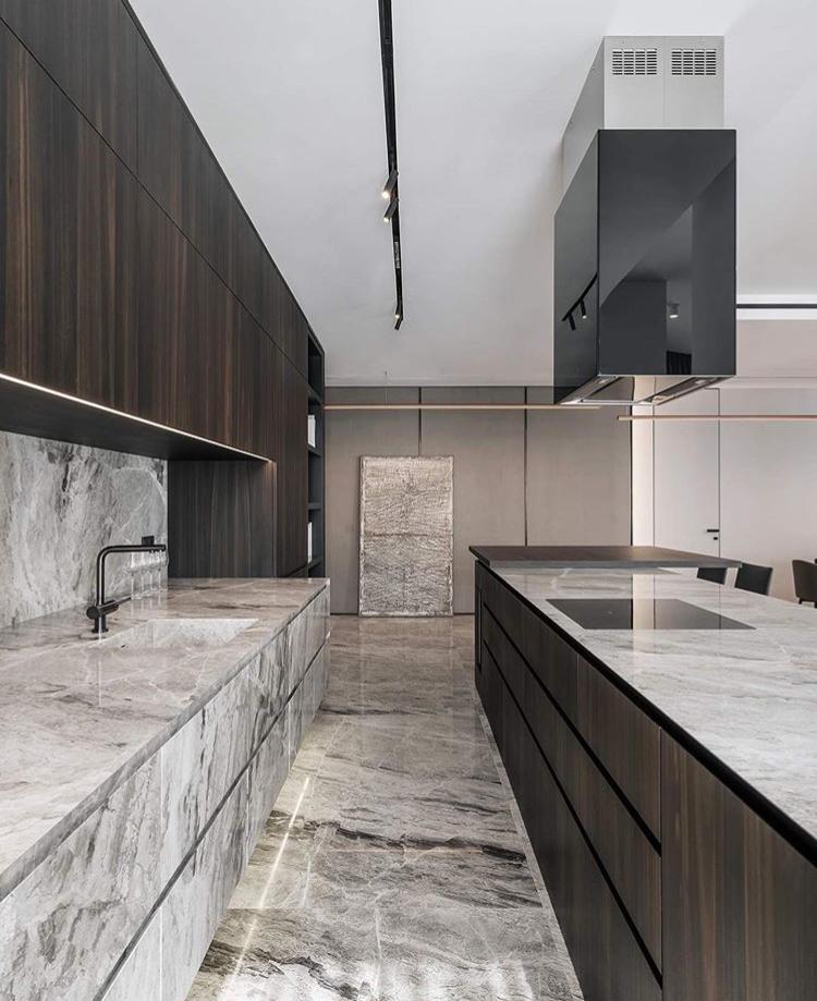 Современный дизайн кухни: фото, новинки, идеи дизайна кухни