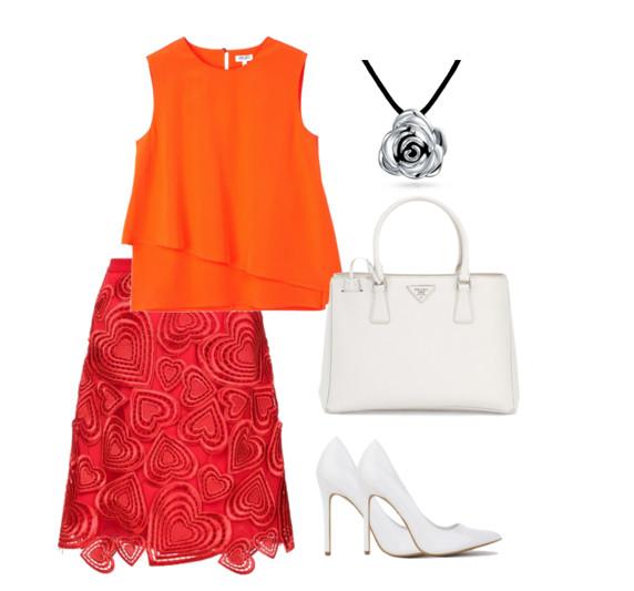 Оранжевый цвет: значение, применение, сочетание