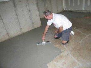 Наливной пол для гаража: 4 требования для напольного покрытия в гараже