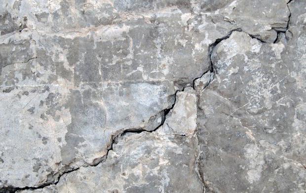 Набор прочности бетона.