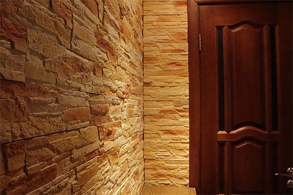 Стены в прихожей варианты отделки: фото, ньюансы, виды