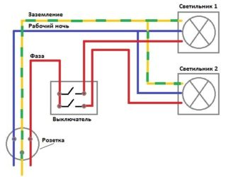 Последовательное соединение розеток - всё о электрике в доме