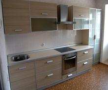 кухонный гарнитур 2 метра прямой