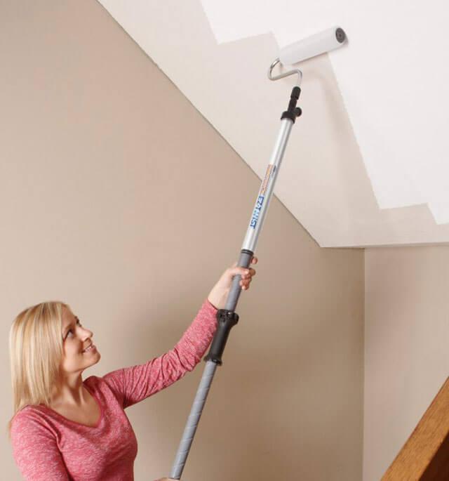 Как правильно валиком красить стены: особенности покраски, нанесение водоэмульсионной краски без разводов и следов