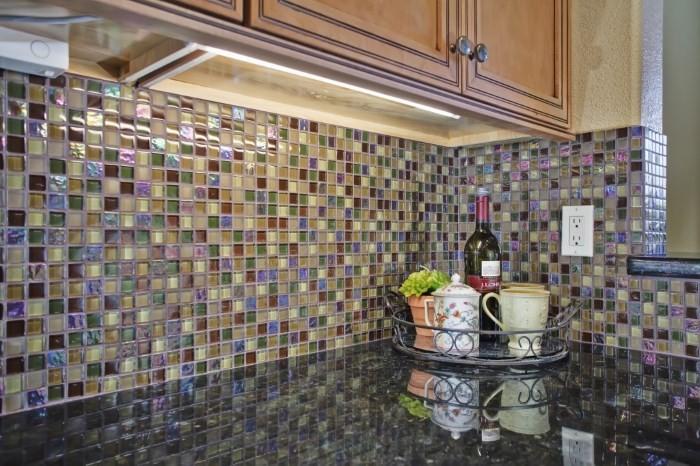 керамическая плитка на фартук для кухни