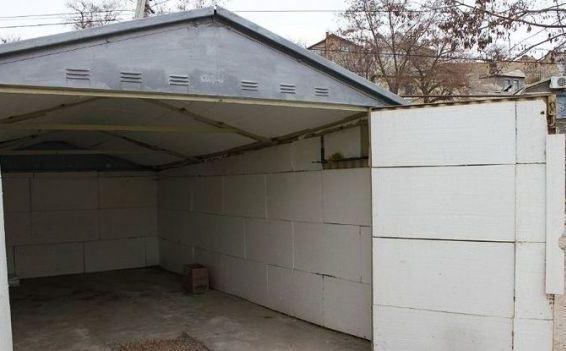 Утепляем металлический гараж — разбираемся досконально