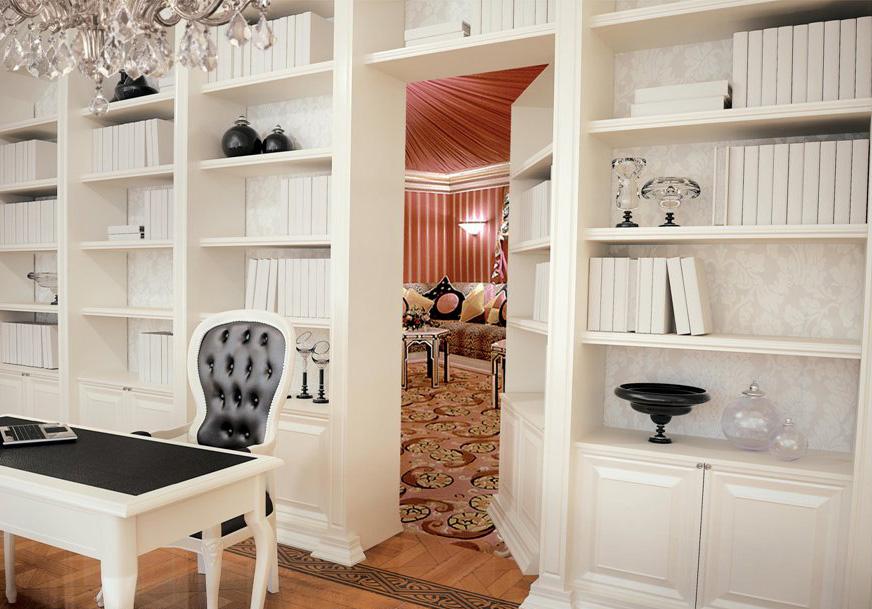 Скрытые двери: разновидности, комплектующие, особенности установки и эксплуатации, а также варианты использования в интерьере помещения
