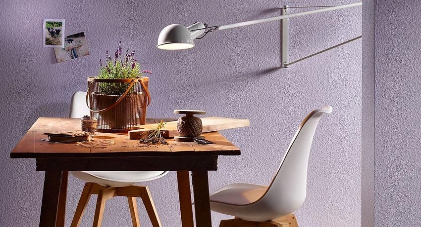 Дизайн и декор комнат с обоями на стене: комбинирование разных видов и расчет по площади