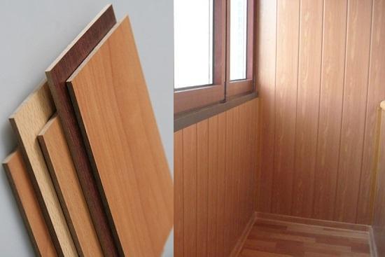 Чем лучше обшивать балкон внутри - всё о балконе