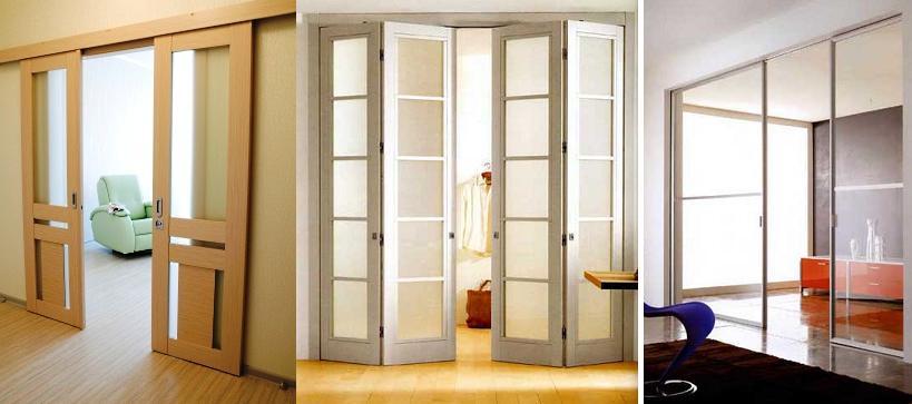 Сдвижные двери межкомнатные (55 фото): механизмы для поворотно-сдвижных алюминиевых и сдвижных изделий в стену