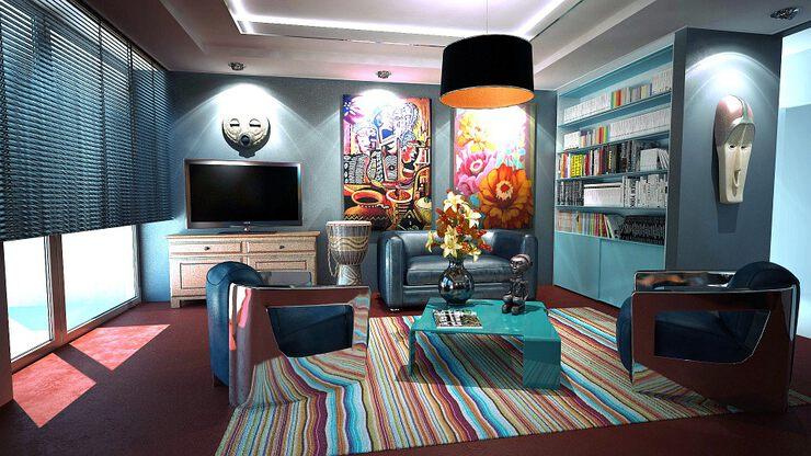 Фэн шуй квартиры: как определить зоны дома, стороны света, обустройство комнат
