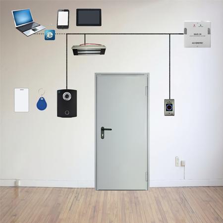 ip домофон с подключением к смартфонам