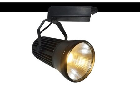 Что такое трековые светильники и в чем их преимущества