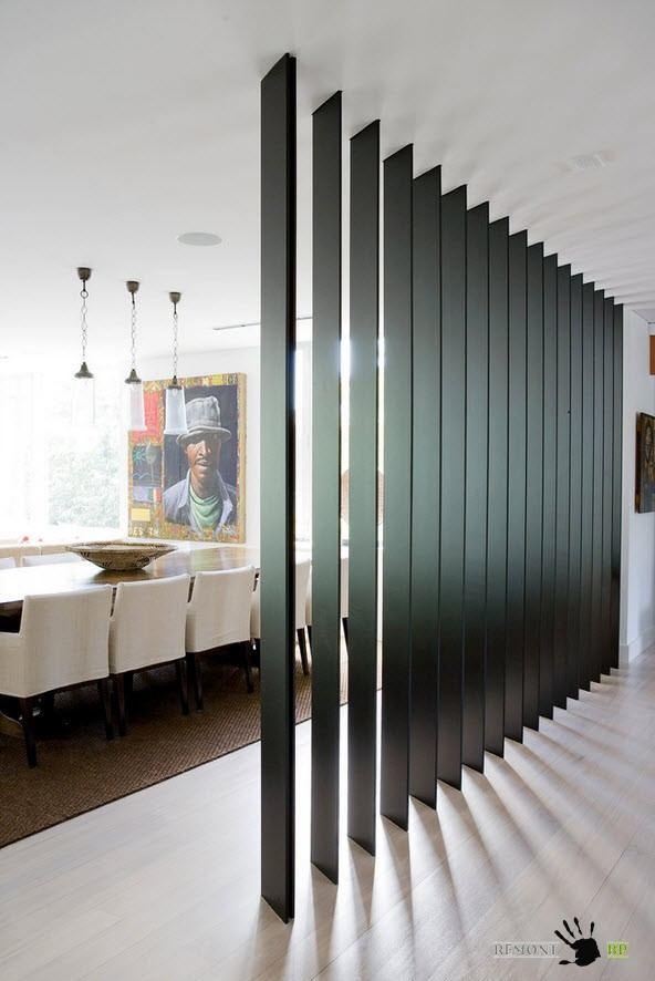 75 фото идей применения перегородок в дизайне интерьера